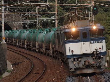 EF64貨物 中央本線古虎渓駅02