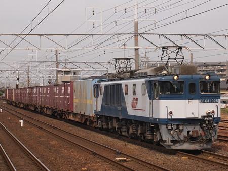 EF64貨物 東海道本線清洲駅01