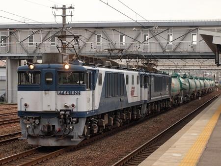 EF64貨物 東海道本線清洲駅03