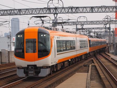 近鉄22600系名阪乙特急 近鉄名古屋線八田駅
