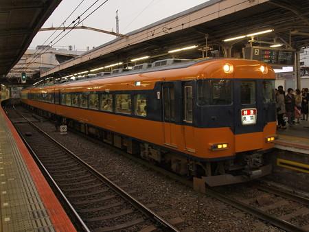 近鉄12200系阪伊乙特急 近鉄大阪線鶴橋駅02