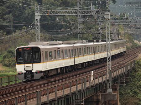 近鉄5820系急行 近鉄大阪線三本松~室生口大野02