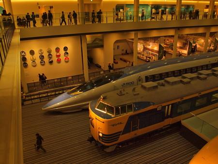 500系 京都鉄道博物館03