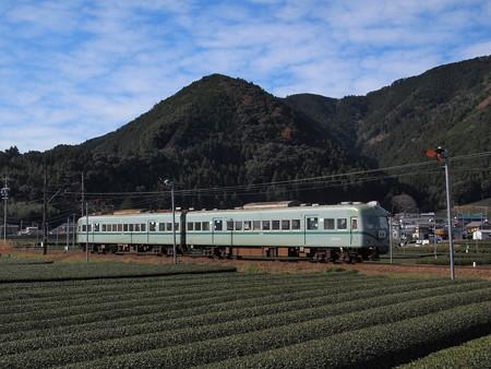 大井川鉄道21000系普通 大井川鉄道線家山~抜里