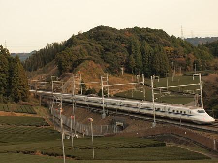 N700系のぞみ   東海道新幹線掛川~静岡02