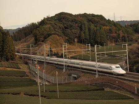 N700系のぞみ   東海道新幹線掛川~静岡05
