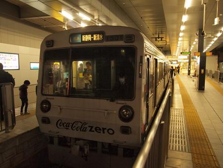 静岡鉄道1000形  新静岡駅01
