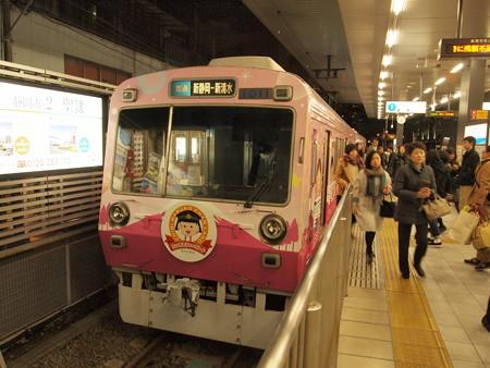 静岡鉄道1000形  新静岡駅04