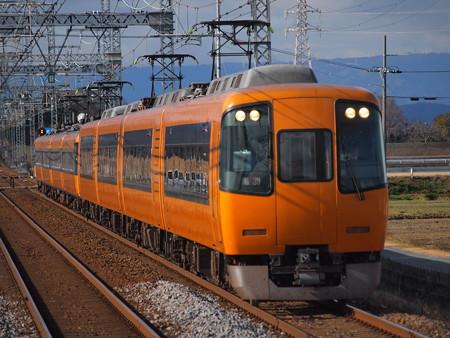 近鉄22000系ACE 近鉄山田線漕代駅