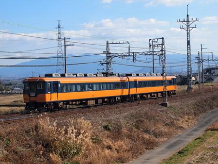 近鉄16000系特急 近鉄南大阪線二上山~二上神社口01