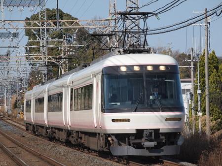 近鉄26000系さくらライナー 近鉄南大阪線二上山~二上神社口