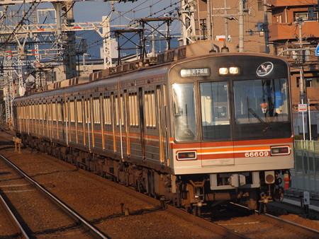 大阪市営地下鉄66系 阪急京都線南茨木駅
