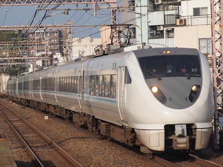 289系特急くろしお 大阪環状線大正駅02