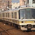 221系大和路快速   大阪環状線大正駅01
