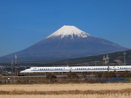 700系のぞみ 東海道新幹線新富士~静岡01