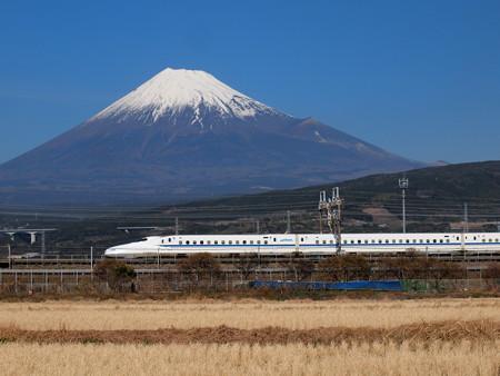 N700系のぞみ 東海道新幹線新富士~静岡02