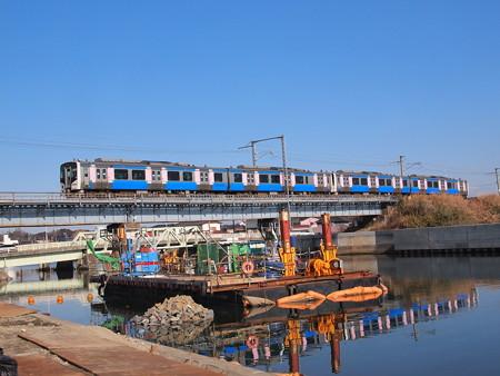 HB-E210快速  仙石線高城町~松島海岸01
