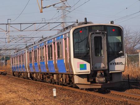 HB-E210快速  東北本線陸前山王~国府多賀城02