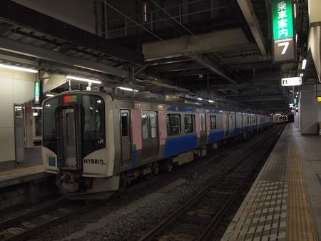 HB-E210快速 東北本線仙台駅01