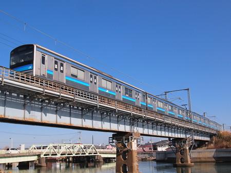 205系普通 仙石線高城町~松島海岸02