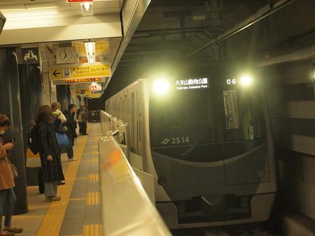 仙台市営地下鉄2000系東西線仙台駅02
