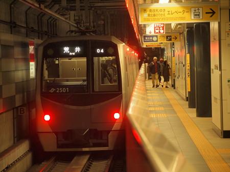 仙台市営地下鉄2000系東西線仙台駅03