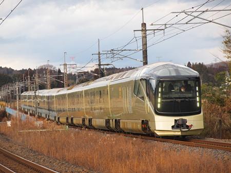E001系四季島 東北本線片岡~蒲須坂03