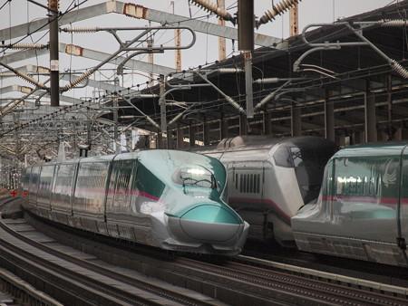 E5系はやぶさ 東北新幹線那須塩原駅02