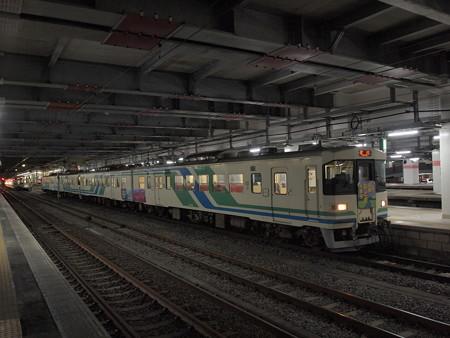 阿武隈急行8100系普通 東北本線仙台駅02