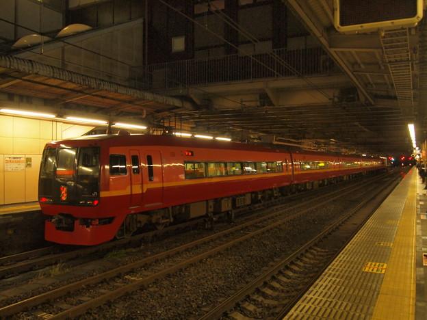 写真: 253系特急日光 東北本線大宮駅