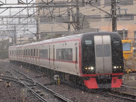 名鉄2200系特急 名鉄名古屋本線神宮前駅03