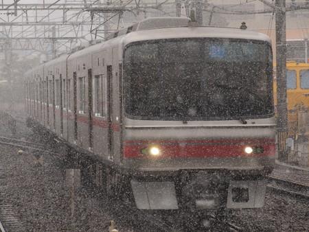 名鉄5000系急行 名鉄名古屋本線神宮前駅01
