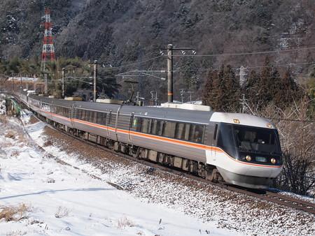 383系特急しなの  中央本線大桑~須原02