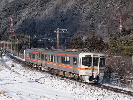 313系普通 中央本線大桑~須原