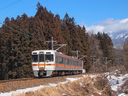 313系普通  中央本線大桑~野尻02