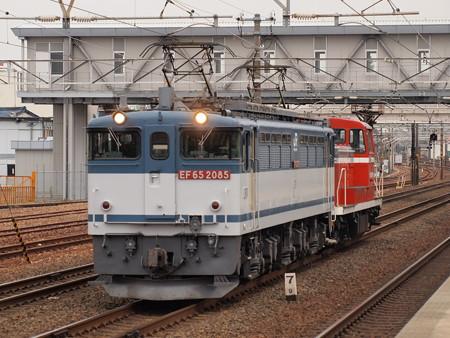 EF65 KE65甲種 東海道本線清洲駅01