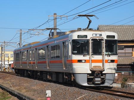 313系普通 関西本線富田~富田浜02