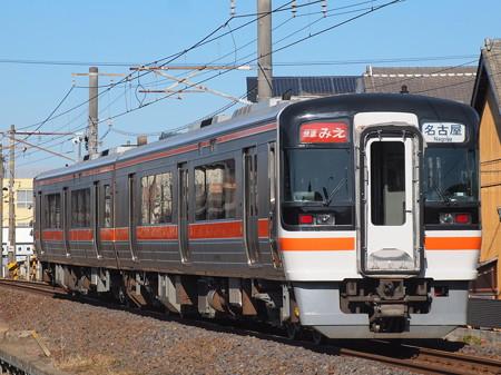 キハ75形快速みえ関西本線富田~富田浜04