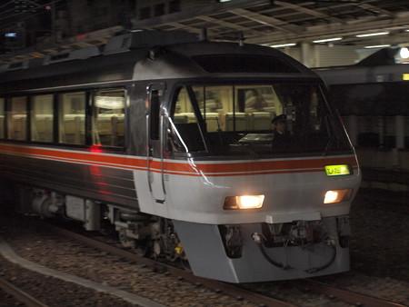 キハ85系特急ワイドビューひだ 東海道本線名古屋駅02