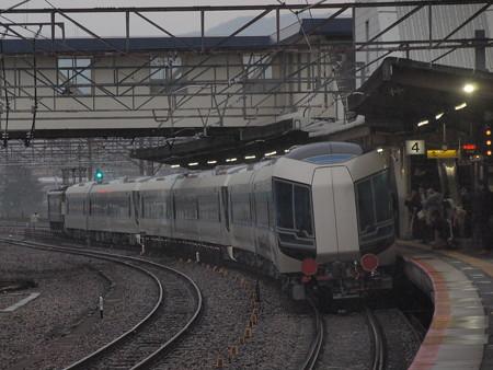EF65 東武500系甲種 東海道本線石山駅05