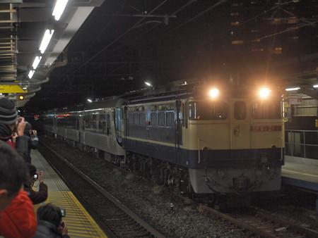 EF65 東武500系甲種 東海道本線安城駅02
