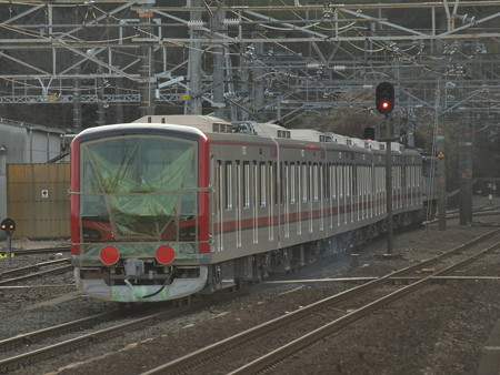 EF65 東武70000系甲種 東海道本線函南駅06