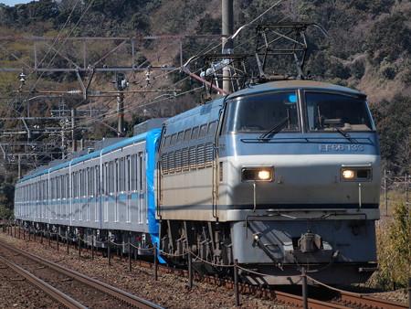EF66 メトロ15000系甲種 三河三谷~三河大塚02