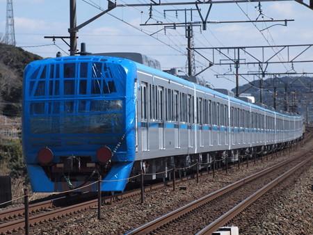 EF66 メトロ15000系甲種 三河三谷~三河大塚03