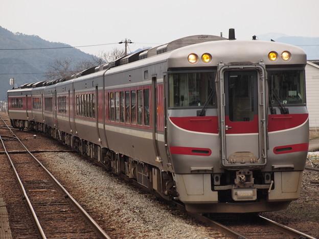 キハ189系特急はまかぜ播但線新井駅03