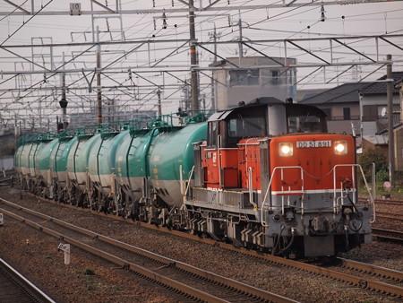 DD51貨物 東海道本線清洲駅03
