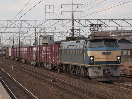 EF66貨物 東海道本線清洲駅02