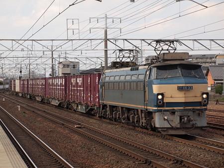EF66貨物 東海道本線清洲駅03