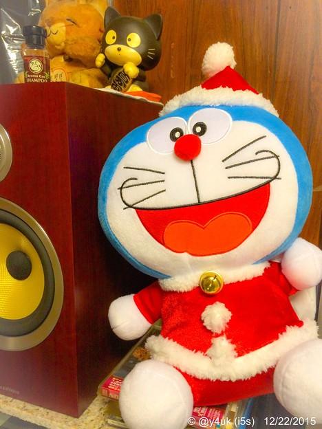 Photos: Merry Xmas Mr.SantaDora ~B&W CM5S2