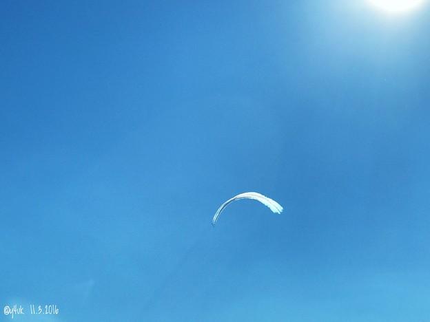 Photos: Blue Impulse, Blue Sky ~晴れの特異日!